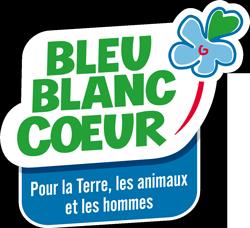 Labels La Vache Charentaise : Bleu Blanc Cœur